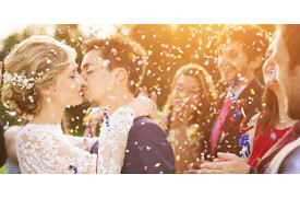 Traditions de mariage d'Europe